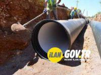 Su kuyusu tesisatı yenileme işi yaptırılacaktır