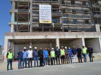 Malatya'da inşaat sektörü iş bırakma eylemi sona erdi