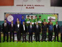 Kuraş Türkiye Şampiyonası Elazığ'da başladı