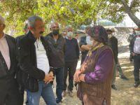 """Mazgirt'te """"Kadın Girişimi ve Üretim Kooperatifi"""" açıldı"""