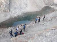 Su dolu çukura giren Afgan çoban öldü