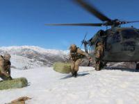 Helikopterler, yemleme çalışmalarında da kullanılıyor