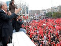 Kılıçdaroğlu'nun il yapacağı ilçe