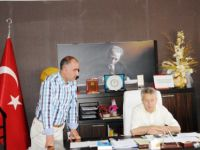 Vali Taşkesen, Gençlik Merkezinde İncelemelerde Bulundu