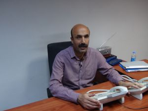 Engelli Ali Arslan'ın büyük azmi