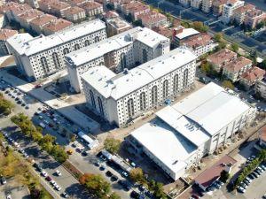 KYK'nın 5 yıldızlı otel ayarında öğrenci yurdu, yeni öğrencilerini ağırlamak için gün sayıyor