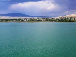 Van'daki depremler sonrası Erçek Gölü'nde gaz çıkışları tespit edildi